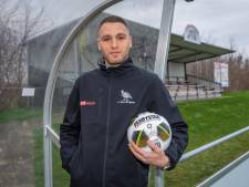 Topscorer Can Özgan mist Kloetinge, maar het plezier is ook terug
