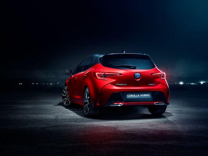 De nieuwe Toyota Corolla gaat in Europa de Auris vervangen