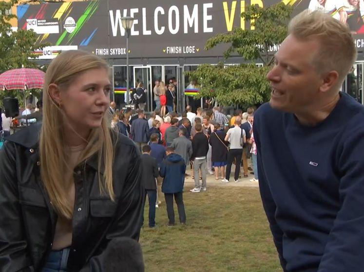 """Sarah De Bie hoopt op goud voor Wout: """"Underdogs doen zich slechter voor dan ze zijn"""""""