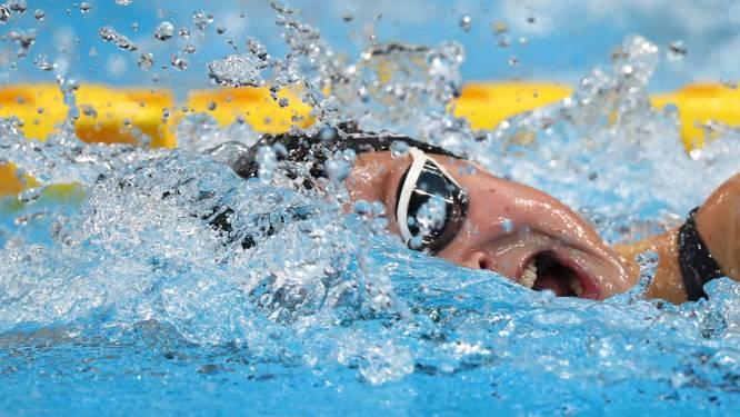 Derde paralympische medaille voor Chantalle Zijderveld: zilver op 100 meter vrij