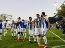 Porto buigt in restant duel achterstand om