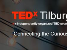 TEDx Tilburg 'Connecting the curious' op 6 april in de LocHal