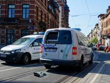 Des émeutes à Anderlecht suite au décès d'un jeune de 19 ans: une arme de police volée, 43 arrestations