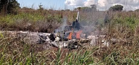 Un crash d'avion décime une équipe de football brésilienne: six morts