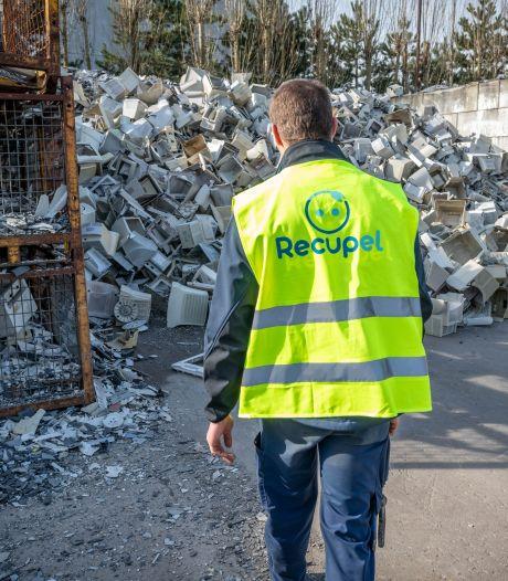 Les Belges ont profité du confinement pour se débarrasser de leur vieil électro
