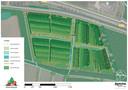 En aan de Boschweg in Schijndel ligt nog vier hectare voedselbos.