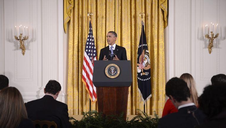 President Barack Obama. Beeld epa