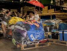 Vluchtelingen Calais slapen straks in Lowlandstentjes