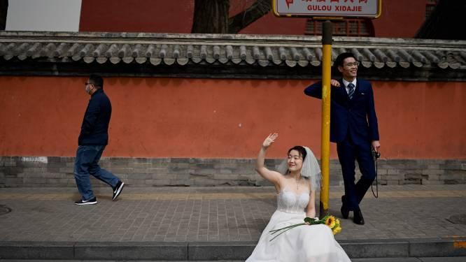 70 procent minder echtscheidingen in China na controversiële 'afkoelwet' die het bemoeilijkt