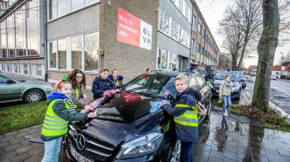 Car- en bikewash leveren 210 euro op