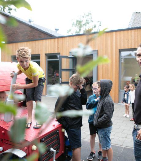 Vernieuwde Ravelijn in Den Velde dankzij belangeloze inzet ouders goed uit de startblokken