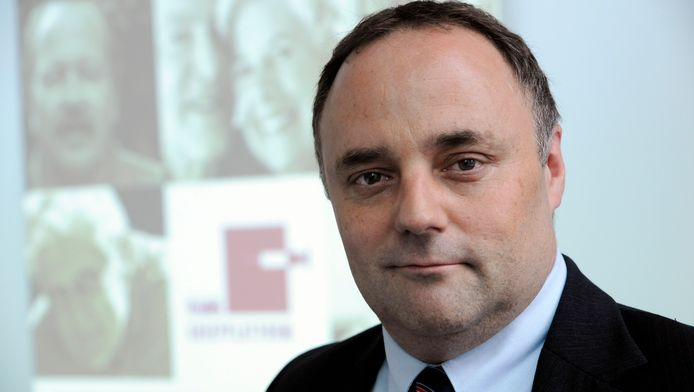 Griepcommissaris Marc Van Ranst