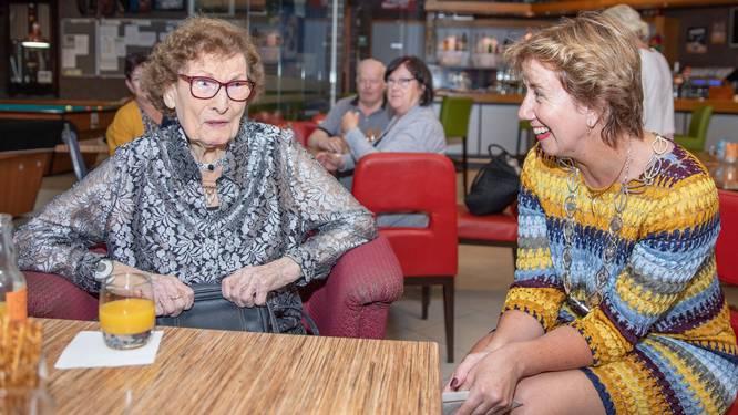 Liefde bracht de 100-jarige Ann Le Conté naar Nederland: 'Hij knipoogde en ik was verkocht'