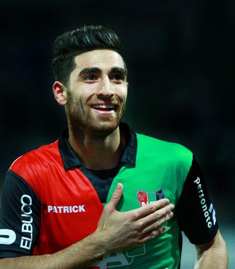 Jahanbakhsh kwam als grote onbekende binnen bij NEC en is nu de grote man bij Feyenoord: 'NEC zit voor altijd in zijn hart'