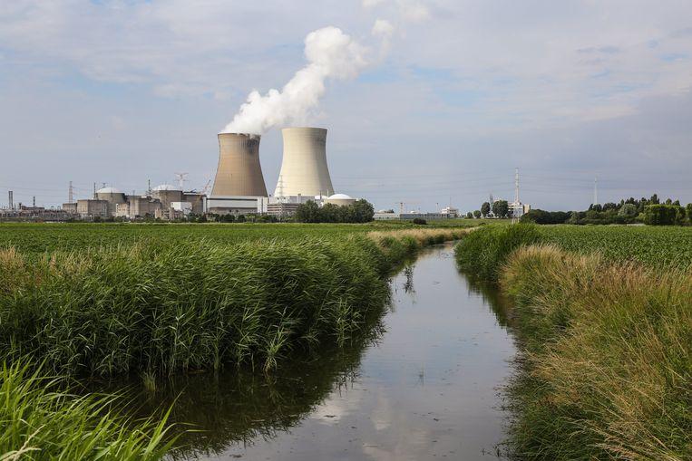 De kerncentrale van Doel. Beeld Photo News