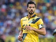 'NAC-aanvoerder Pablo Mari gevolgd door Engelse clubs'