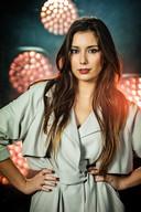 Janna nam in 2016 deel aan The Voice van Vlaanderen.