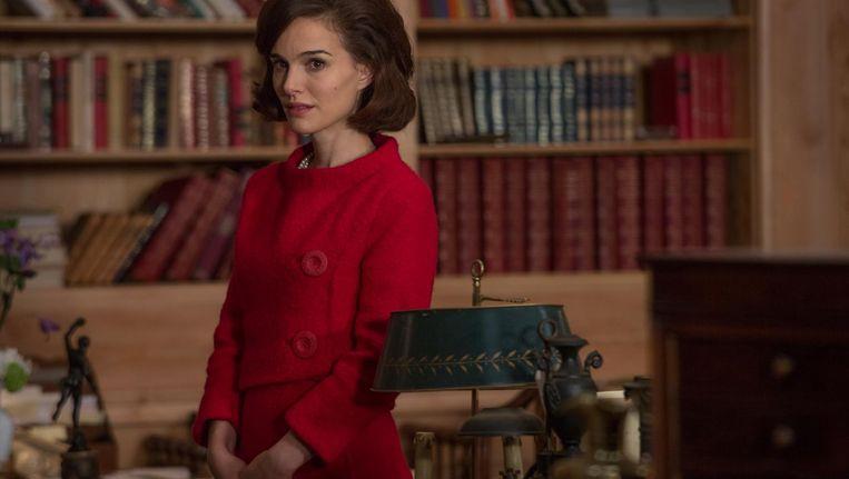 Natalie Portman als Jacqueline in de biopic 'Jackie'.