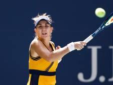 Bencic naar kwartfinales US Open na zege op Swiatek