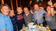 Steve Tielens bouwt feestje op jaarmarkt