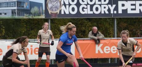 Vrouwen hockeyclub Breda verlaten met andere coach voorlaatste plaats