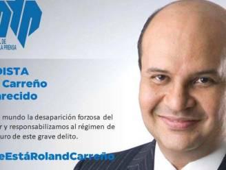 Venezolaanse regering bevestigt arrestatie politieke activist Roland Carreno