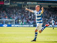 De Graafschap speelt beladen derby tegen Go Ahead gelijk