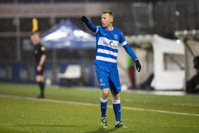 De zaakwaarnemer van Mike van Duinen ving vorig seizoen ook geld bij PEC Zwolle.