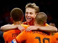 'Barça en Spurs kregen zelfde antwoord bij Ajax: De Jong is niet te koop'