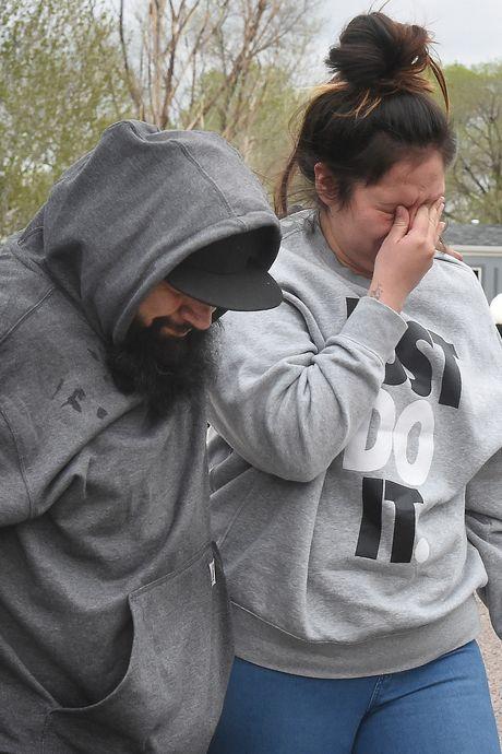 Schutter die bloedbad aanrichtte op verjaardagsfeestje in VS was boos op zijn vriendin