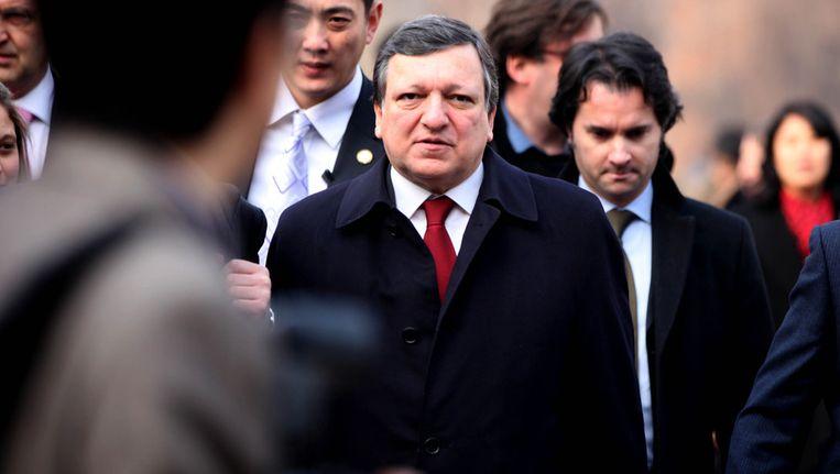 José Manuel Barroso. Beeld getty