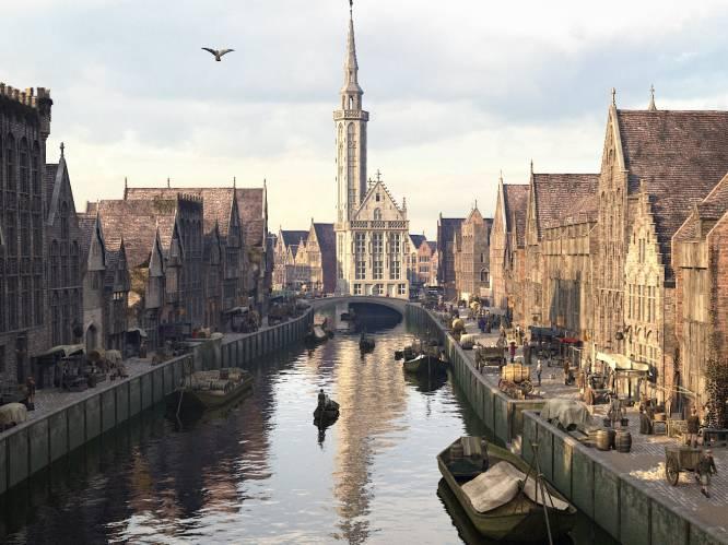 TIJDREIS. Dromen van brokaat, zijde en een rijk verleden: de verdwenen Zwinhavens