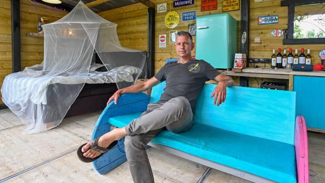 Geen sluitingstijd met bar in eigen huis of tuin: 'Vaak is het bij ons aan de bar leuker dan in de horeca'
