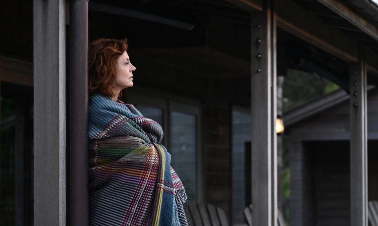 Susan Sarandon in Blackbird. Beeld