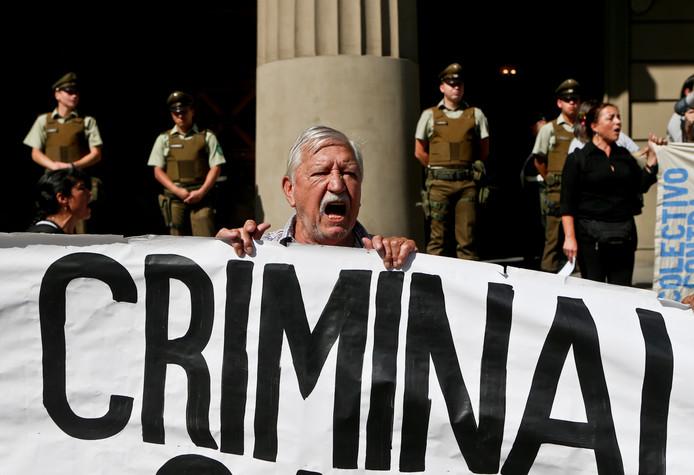 chili 40 jaar Agenten geheime dienst Chili na 40 jaar alsnog gestraft  chili 40 jaar