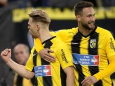 Speciale Vitesse-shirts leveren 3.000 euro op voor kankerbestrijding