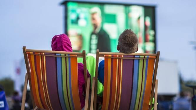 Openluchtcinema maakt comeback in Wilrijk: in deze straten geniet je van een film onder de sterrenhemel