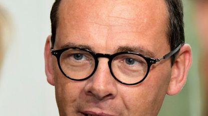 Wouter Beke bood op 26 mei ontslag aan als CD&V-voorzitter, maar partijtop weigerde