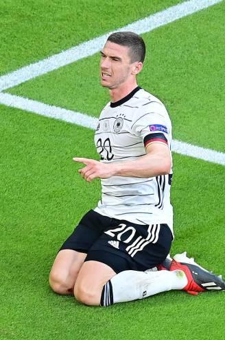 Toen de nieuwe Duitse lieveling Robin Gosens door scouts van Vitesse werd ontdekt, kwam hij net uit het café