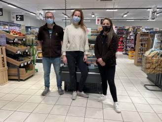 Carrefour Express in Zuidzandstraat steekt in het nieuw