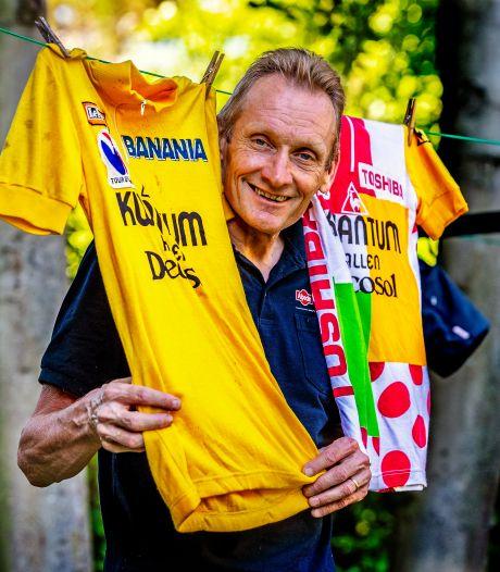 De vergeten gele trui van Adrie van der Poel: 'Mathieu in het geel op het podium, dan heb ik mijn revanche'