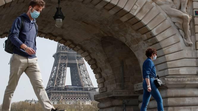 Frankrijk versoepelt vanaf 3 mei geleidelijk aan de maatregelen