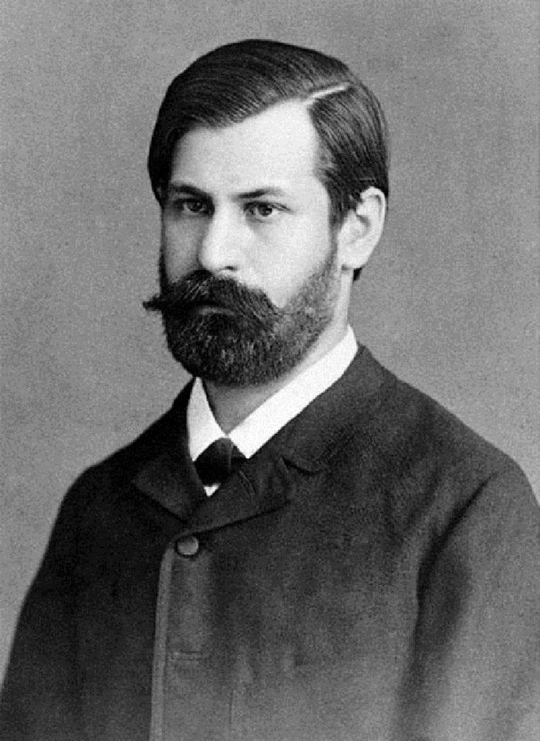 Een jonge Sigmund Freud. Beeld Wikimedia Commons