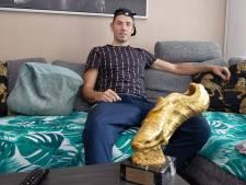 De gouden trap van Michael van Hout doet het nog steeds voor Tongelre: 'Iedereen werd gek, haha'