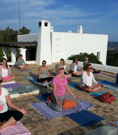 Yogavakantie in je eentje