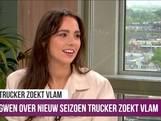 Gwen voor het eerst met vrouwelijke trucker op zoek naar de liefde