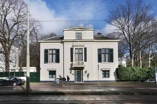 De Griekse ambassade
