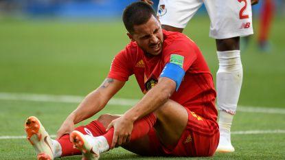 Gegronde vrees voor agressief spel op Hazard