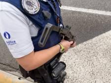 """Nouvelle action policière contre le deal de rue à Charleroi: """"Nos efforts semblent porter leurs fruits"""""""