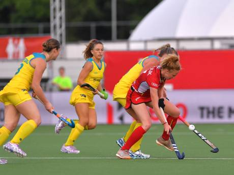 Hockey : les Red Panthers s'imposent 1-0 face à l'Australie